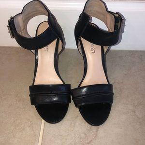 Nine West wedges heels